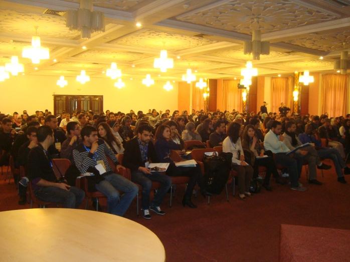 Séminaire des 300 participants !
