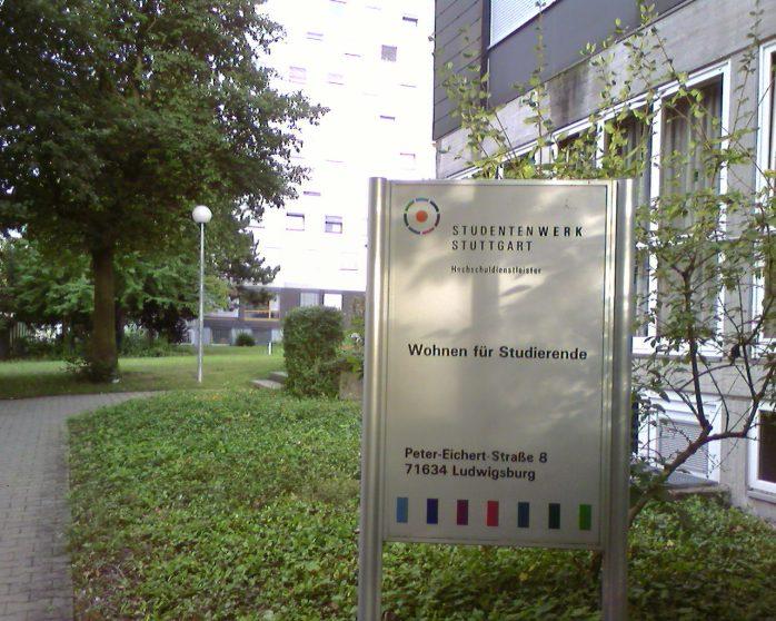 Studentenwerk Stuttgart, Ludwigsburg