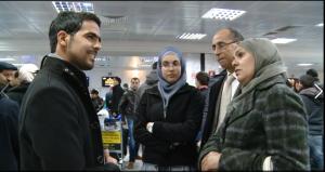 Le départ, aéroport Tunis-Carthage