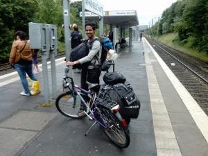 Le jour J: début du voyage de Bonn vers Villingen-Schwenningen