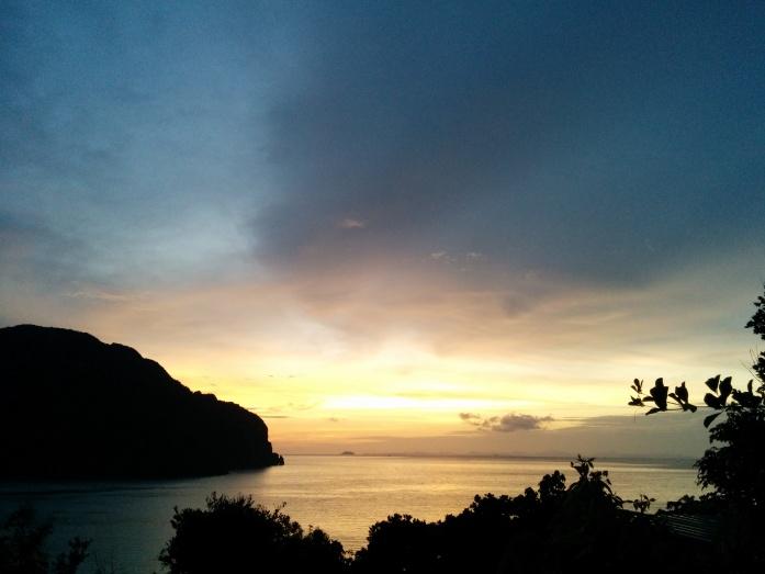 Hotel view in Koh Phi Phi