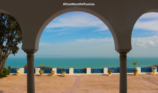 #Post10 of #OneMonth4Tunisia ^_^ وأصلِك كرم والجــــود ليه أوصـول, وعودِك زهى بخمــــــايله وحفل So fascinating, the green eyed Carthagian beauty who is still, from the Andalusia time and carries in her voice a flowing hymn <3 Place: Tunis | Rym Bourguiba ©